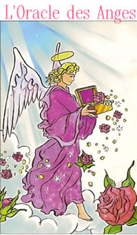 tirage carte des anges Oracle des anges de Marie Delclos   Tirage gratuit